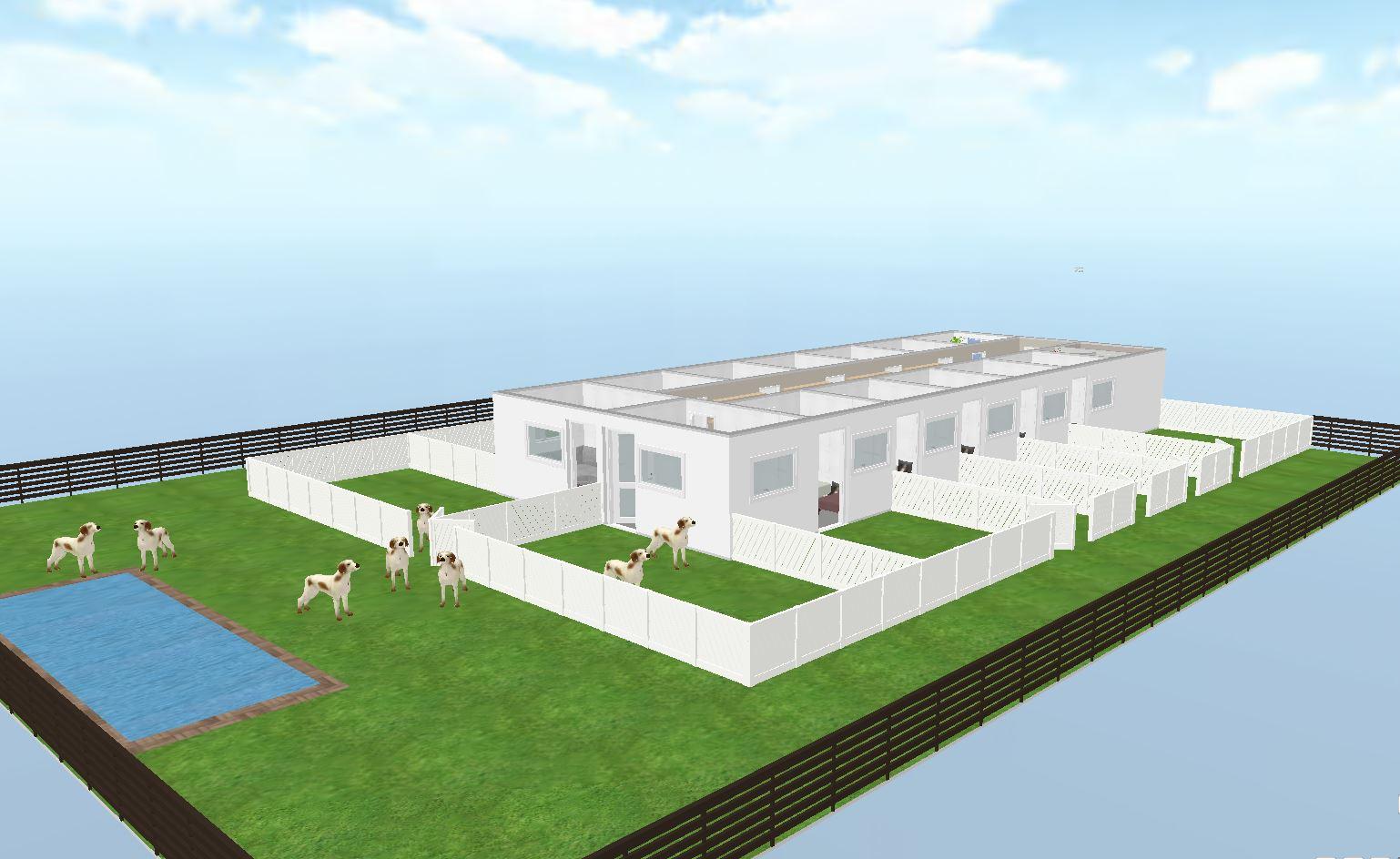 Unsere neue Trainings- & Senior-Residenz